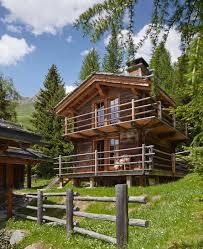 100 Log Cabins Switzerland Todhunter Earle Interiors