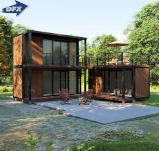 100 Shipping Container House Kit Prefab Luxury Tiny Mobile Villa Home Portable Flat