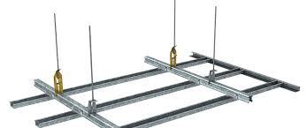 key lock concealed ceiling system
