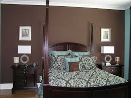 A Day In The Life Of Mrs J Hawk Brown And Blue Master Bedroom