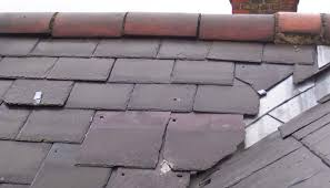 fixing a slipped roof tile roofing contractors