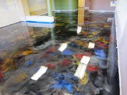 Lg ITan Decorative Epoxy Flooring Gallery