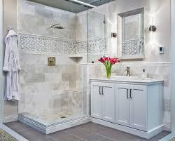 bathroom carrara marble subway tile bathroom luxury home design