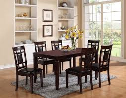 Bobs Furniture Diva Dining Room Set by 7pc Dining Room Set