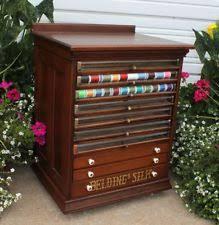 spool cabinet ebay