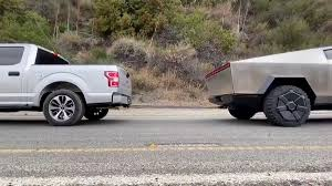 100 Truck Pulling Videos Ford Responds After Tesla Cybertruck Pulls F150 In Tugof
