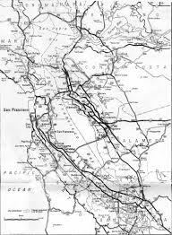 Thumbnail Of 1963 SFBay State Highway Map