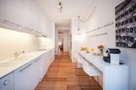 7 clevere tipps für schmale küchen homify
