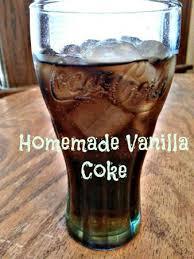 Homemade Vanilla Coke Recipe