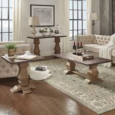 table sets coffee console sofa end tables shop the best