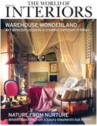 Amazon Interior Design Magazine Kindle Store