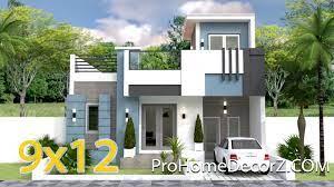 104 Housedesign Small House Design Plans 9x12 M 30x40 Feet Pro Home Decor Z