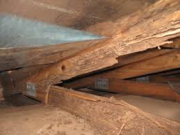 tongue and groove wood roof decking roofing is it normal to see nails coming through the roof