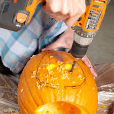 Electric Pumpkin Carving Knife by Pumpkin Carving With Power Tools Family Handyman