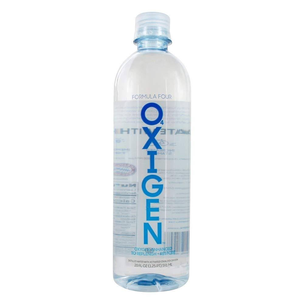 Oxigen Oxigen Oxygenated Water - 20 fl oz