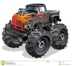 100 Monster Truck Engine Cartoon Stock Vector Illustration Of Engine 102413695