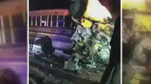 100 Las Vegas Truck Driving School Semitruck Driving Wrong Way Collides With Illinois School Bus