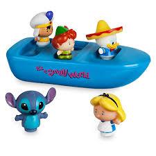 Disney Character Bathroom Sets by Your Wdw Store Disney Bath Toy Set It U0027s A Small World Bathtub
