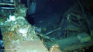 uss indianapolis wreck location a great discovery