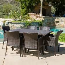 Dining Room Tables Under 1000 by Seven Piece Patio Dining Sets Under 1000