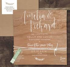 Modern Wedding Invitations Australia To Inspire You How Make Your Own So Appealing 5