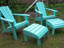 Pallet Adirondack Chair Plans by Unique Pallet Outdoor Furniture Ideas Pallet Idea