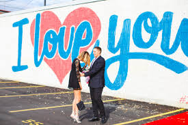 Deep Ellum Wall Murals by There Is Literally Nothing Sweeter Than This Adorable Marriage