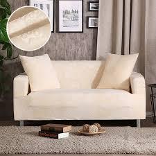 housse universelle canapé velours tissu relief brodé housse de canapé de luxe housses