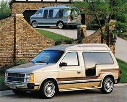 Image Is Loading 1985 Dodge Bivouac Conversion Van Amp Minivan Factory