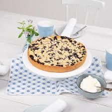 blaubeer streusel kuchen