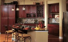 Full Size Of Decorkitchen Furniture Dark Brown Kitchen Cabinets And Black Countertops Custom