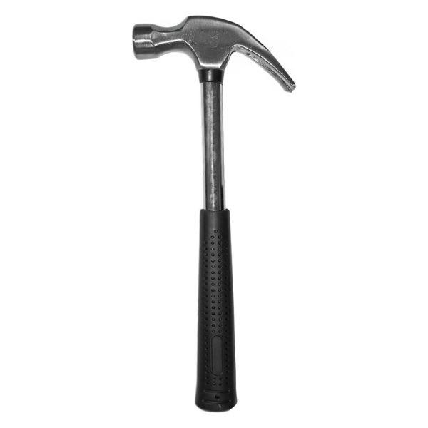Century Drill and Tool Curved Claw Steel Hammer - 16oz