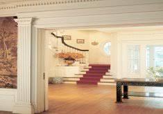 Superb Colonial Revival Interior Design Home Classic Decor