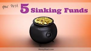 Sinking Fund Formula For Depreciation by Start With These 5 Sinking Funds Money Peach