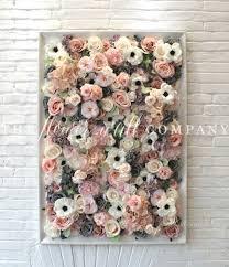 Petra Flower Wall Frame