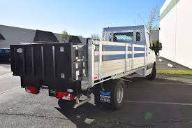 100 Truck Lift Gates Mercedes Aluminum Beds AlumBody