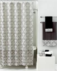 bathrooms design macys curtains brown plum shower curtain mint