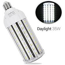 35w daylight led corn light bulb for indoor outdoor large area