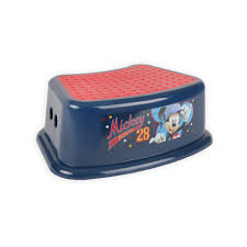 Mickey Mouse Clubhouse Toddler Bed by Mickey Mouse Clubhouse Step Stool Potty Training Concepts