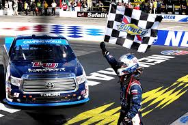 2016 Camping World Truck Series Winners | Official Site Of NASCAR Free To Good Home Slightly Used Nascar Camping World Truck Series Alpha Energy Solutions 250 2017 Paint Schemes Team 52 Austin Driver Just 20 Finishes 2nd In Daytona Truck Race 2016 Dover Pirtek Usa Timothy Peters Won The 10th Annual Freds At Talladega Surspeedway Crafton Looking To Get Out Of Slump At Track Hes Typically Westgate Resorts Named Title Sponsor Of September Weekend Rewind On Mark J Rebilas Blog 2018 Cody Coughlin Gateway Motsports Park Schedule June 17