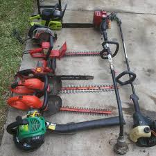 Gas Blower Weed Eater Electric Trimmer