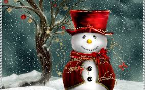 Frosty Snowman Christmas Tree by Frosty The Snowman Wallpaper And Background 1800x1125 Id 95597