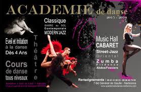 ecole de danse narbonne académie de danse