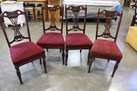 FOUR ANTIQUE ART NOUVEAU CARVED DINING CHAIRS Set Of 8 Vintage Midcentury Art Nouveau Style Boho Chic Italian Stunning Of Six Inlaid Mahogany High Back Chairs 2 Pair In Antiques Atlas Lhcy Solid Wood Ding Chair Armchair Lounge Nordic Style A Oak Set With Table Seven Chairs And A Side Ding Suite Extension Table France Side In Leather Chairish Gauthierpoinsignon French By Gauthier Louis Majorelle Caned An Edouard Diot Art Nouveau Walnut And Brass Ding Table Four 1930s American Classical Shieldback 4