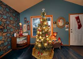 Silver Tip Christmas Tree Bay Area by Twin Cities Collectors Of Vintage Holiday Decor Celebrate A Merry