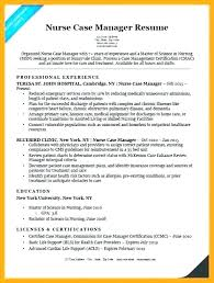Case Manager Resume Examples With Sample Objective Best Management
