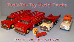 Tin Toy Trucks - Www.tomaniatoys.com Tonka Trucks Boys Fisher Price Train Toys Toy Truck Tikes Colors For Children To Learn With Big Truck Transporting Street Patterns Kits Trucks 79 The Tow Flatbed Trailer Rentals And Leases Kwipped Blue Car And The Big Tow Youtube Unboxing Tonka Diecast Rigs More Videos Kids Prefer Large Remote Control Rc Wheel Toy Car Monster 24 Peterbilt Trailers Boys Walmart Com 143 Die Cast Rig Dump Hauler
