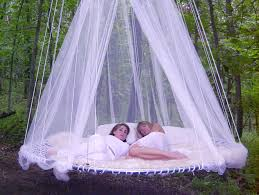 mosquito net outdoor bed