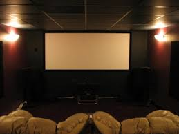 Home Theater Paint Ideas