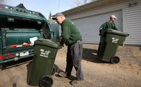 Waste Management Christmas Tree Pickup Mn by St Paul Considers A New Route To Organized Trash Collection